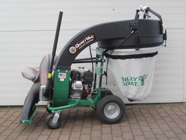 Billy Goat Laub- und Abfallsauger QV 550 HSP