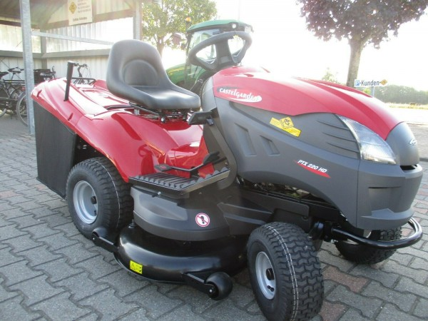 Castel Garden Aufsitzmäher PTX 220