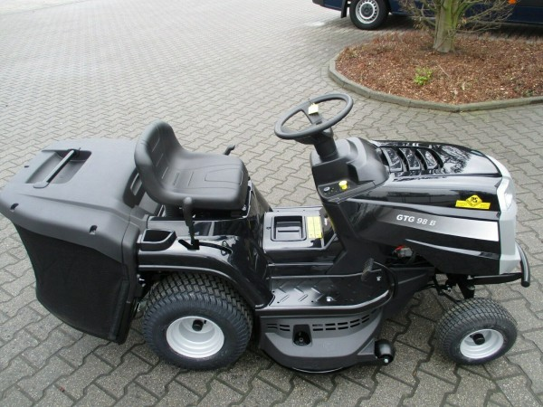 Stiga Aufsitzrasenmäher GTG 98
