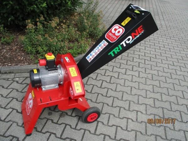 Greenbase Elektro Gartenhäcksler Tritone 400 V