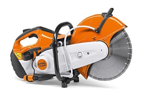 STIHL Benzin-Trennschleifer TS 420, 350 mm
