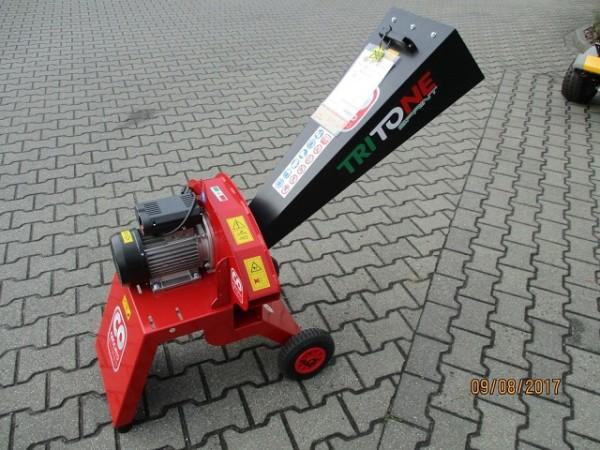 Greenbase Elektro Gartenhäcksler Tritone Sprint 230 V