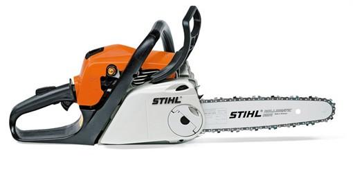 STIHL Benzin-Motorsäge MS 181 C-BE, 35 cm