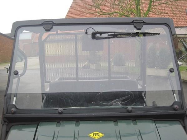 DFK Kabine für Kawasaki Mule 4010 4x4 Trans mit Scheibenwischer